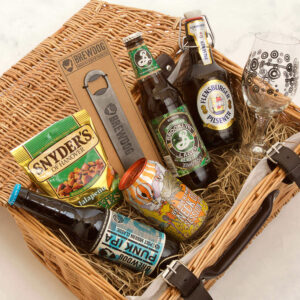 Personalised Premium Craft Beer Gift Hamper