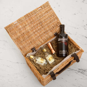 Personalised Brockman's Gin Father's Day Gift Hamper