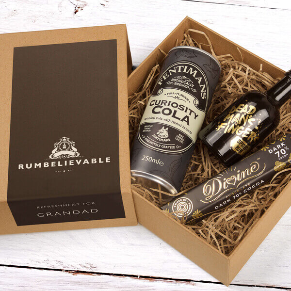 Father's Day Rum Gift Set