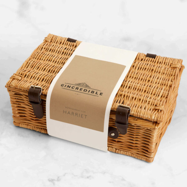 Personalised Manchester Gin Hacienda Gift Hamper