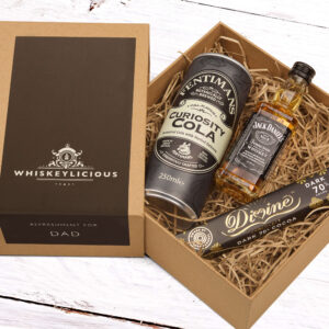 Father's Day Gift Set - Jack Daniels Whiskey