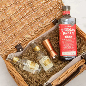 Personalised Thomas Dakin Gin Gift Hamper
