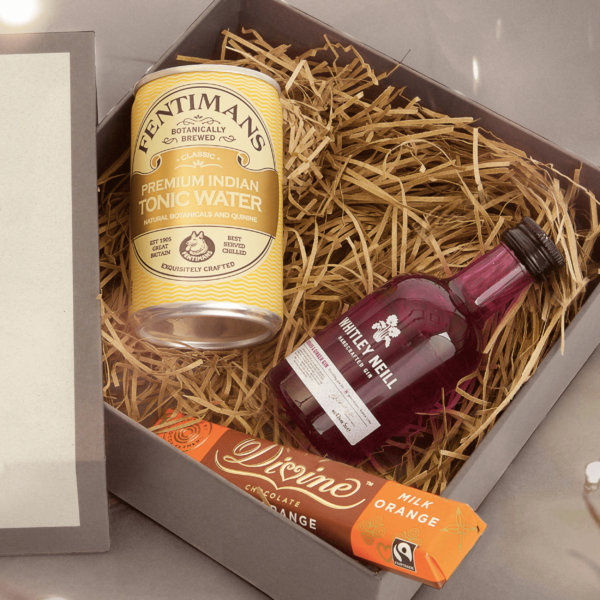 Personalised Whitley Neill Mini Gin Kit