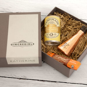 Personalised Zing 72 Gin Gift Set
